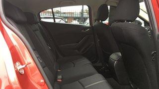 2018 Mazda 3 BN5476 Maxx SKYACTIV-MT Sport Red 6 Speed Manual Hatchback