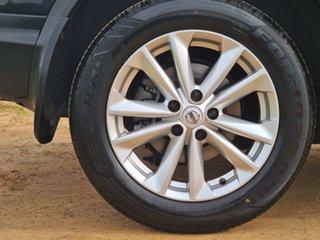2016 Nissan Qashqai J11 ST Black 1 Speed Constant Variable Wagon