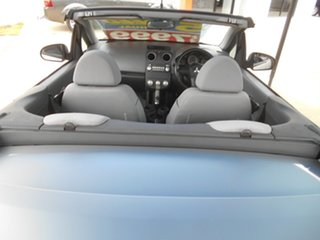 2007 Mitsubishi Colt RZ MY07 Silver 5 Speed Manual Cabriolet