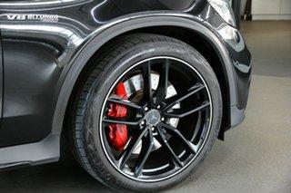2018 Mercedes-Benz GLC-Class X253 809MY GLC63 AMG SPEEDSHIFT MCT 4MATIC+ S Black 9 Speed