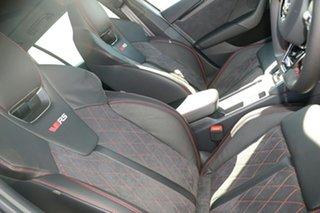 2021 Skoda Octavia NX MY21 RS DSG Steel Grey 7 Speed Sports Automatic Dual Clutch Wagon