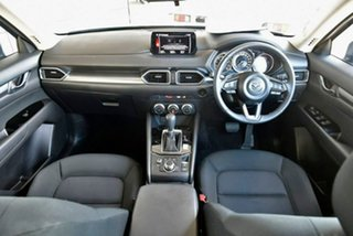 2020 Mazda CX-5 KF2W7A Maxx SKYACTIV-Drive FWD Silver 6 Speed Sports Automatic Wagon.
