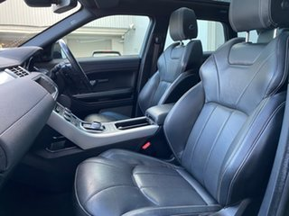 2016 Land Rover Range Rover Evoque L538 MY16.5 HSE Black 9 Speed Sports Automatic Wagon