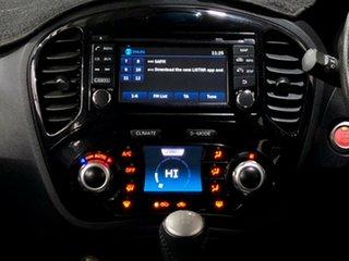 2015 Nissan Juke F15 Series 2 Ti-S 2WD Yellow 6 Speed Manual Hatchback