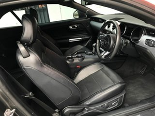 2016 Ford Mustang FM SelectShift Grey 6 Speed Sports Automatic Convertible
