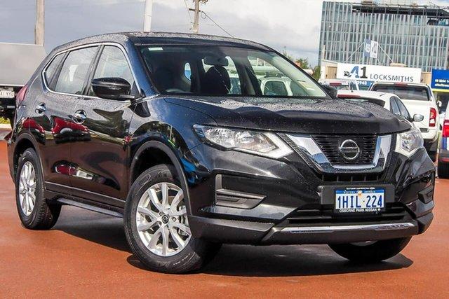 New Nissan X-Trail T32 MY21 ST 2WD Osborne Park, 2021 Nissan X-Trail T32 MY21 ST 2WD Diamond Black 6 Speed Manual Wagon