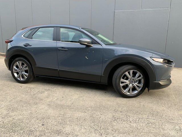 New Mazda CX-30 DM2W7A G20 SKYACTIV-Drive Evolve Alexandria, 2021 Mazda CX-30 DM2W7A G20 SKYACTIV-Drive Evolve Polymetal Grey 6 Speed Sports Automatic Wagon