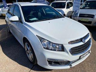 2015 Holden Cruze JH Series II MY15 SRi-V 6 Speed Sports Automatic Sedan.