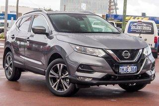 2021 Nissan Qashqai J11 Series 3 MY20 ST-L X-tronic Gun Metallic 1 Speed Constant Variable Wagon.