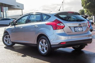 2013 Ford Focus LW MkII Trend PwrShift Silver 6 Speed Sports Automatic Dual Clutch Hatchback.