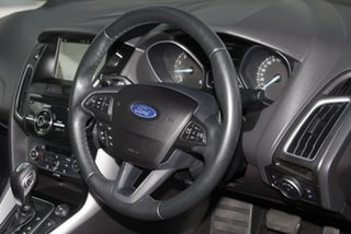 2017 Ford Focus LZ Sport Magnetic 6 Speed Automatic Hatchback