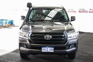 2021 Toyota Landcruiser VDJ200R GX Graphite 6 Speed Sports Automatic Wagon.