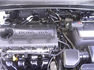 2011 Hyundai ix35 LM MY11 Active Silver 6 Speed Sports Automatic Wagon