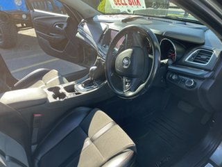2016 Holden Commodore VF II MY16 SV6 Sportwagon Black Grey 6 Speed Sports Automatic Wagon