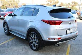 2017 Kia Sportage QL MY17 GT-Line AWD Billet Silver 6 Speed Sports Automatic Wagon