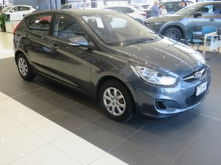 Hyundai Accent Active Hatchback.