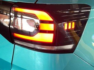 2021 Volkswagen T-Cross C1 MY21 85TSI DSG FWD Style Blue 7 Speed Sports Automatic Dual Clutch Wagon