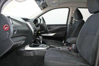 2015 Nissan Navara NP300 D23 RX (4x4) Black 7 Speed Automatic Double Cab Utility