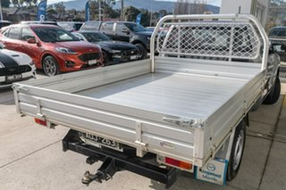 2018 Mazda BT-50 UR0YE1 XT 4x2 Brown 6 Speed Manual Cab Chassis