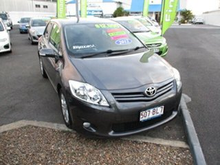 2012 Toyota Corolla ASCENT Sport Grey 4 Speed Automatic Hatchback.