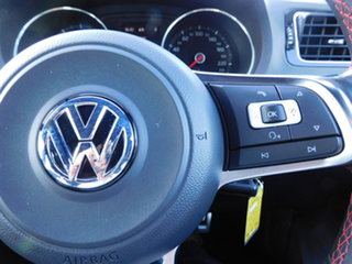 2015 Volkswagen Polo 6R MY15 GTI DSG White 7 Speed Sports Automatic Dual Clutch Hatchback