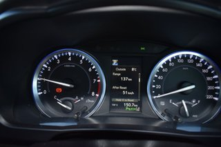 2017 Toyota Kluger GSU55R Grande AWD Blue 8 Speed Sports Automatic Wagon