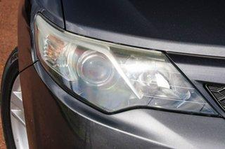 2011 Toyota Camry ASV50R Atara SX Grey 6 Speed Sports Automatic Sedan