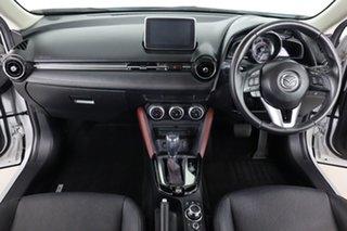 2015 Mazda CX-3 DK Akari (AWD) White 6 Speed Automatic Wagon