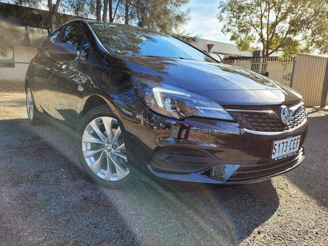 Used Holden Astra BK MY20 R Elizabeth, 2019 Holden Astra BK MY20 R Black 6 Speed Sports Automatic Hatchback