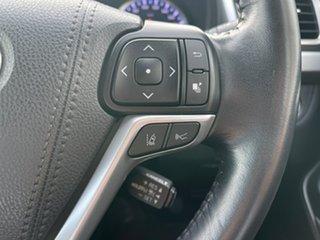 2018 Toyota Kluger GSU55R GXL AWD Grey 8 Speed Sports Automatic Wagon