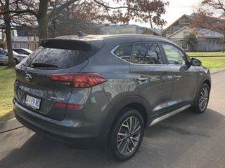 2019 Hyundai Tucson TL3 MY20 Elite AWD Pepper Grey 8 Speed Sports Automatic Wagon.