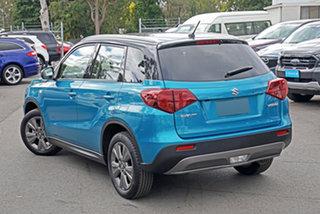2021 Suzuki Vitara LY Series II 2WD Blue & Black 6 Speed Sports Automatic Wagon.