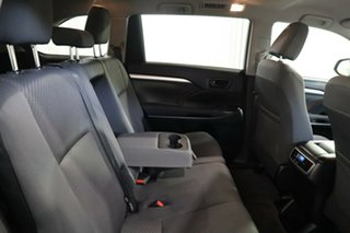 2017 Toyota Kluger GSU50R GX 2WD Grey 8 Speed Sports Automatic Wagon