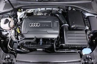 2016 Audi A3 8V MY16 1.8 TFSI Ambition Monsoon Grey 7 Speed Auto Direct Shift Sedan