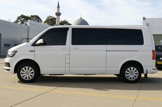 2019 Volkswagen Caravelle T6 MY19 TDI340 LWB DSG White 7 Speed Sports Automatic Dual Clutch Wagon