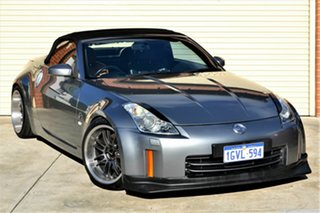 2006 Nissan 350Z Z33 MY06 Track Grey 6 Speed Manual Roadster.