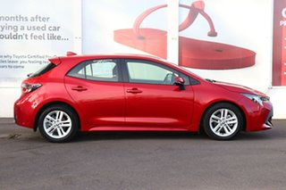 2020 Toyota Corolla Mzea12R Ascent Sport Feverish Red 10 Speed Constant Variable Hatchback