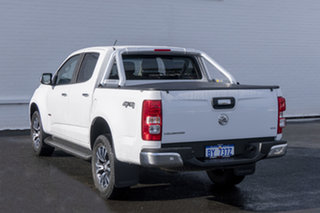 2019 Holden Colorado RG MY19 LTZ Pickup Crew Cab White 6 Speed Sports Automatic Utility.