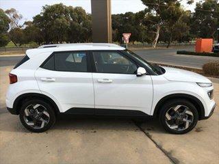 2020 Hyundai Venue QX.2 MY20 Active White 6 Speed Automatic Wagon.