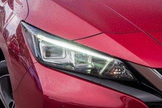2020 Nissan Leaf ZE1 Red 1 Speed Reduction Gear Hatchback