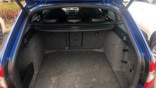 2015 Skoda Octavia NE MY15.5 RS DSG 162TSI / F5w 6 Speed Sports Automatic Dual Clutch Wagon.