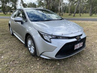 2021 Toyota Corolla Mzea12R Ascent Sport Silver Pearl 10 Speed Constant Variable Sedan.