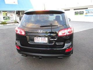 2010 Hyundai Santa Fe HIGHLANDER  AWD Black 4 Speed Automatic Wagon