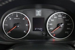 2016 Mitsubishi Triton MQ MY16 GLS (4x4) White 6 Speed Manual Dual Cab Utility