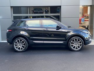 2016 Land Rover Range Rover Evoque L538 MY16.5 HSE Black 9 Speed Sports Automatic Wagon.