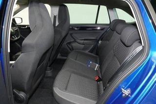 2019 Skoda Rapid NH MY19 Spaceback DSG Blue 7 Speed Sports Automatic Dual Clutch Hatchback