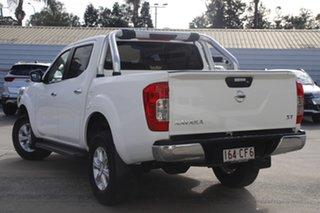 2019 Nissan Navara D23 S4 MY19 ST White 7 Speed Sports Automatic Utility.