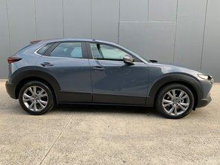 2021 Mazda CX-30 DM2W7A G20 SKYACTIV-Drive Evolve Polymetal Grey 6 Speed Sports Automatic Wagon.