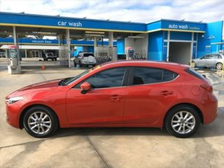 2017 Mazda 3 BN5478 Touring SKYACTIV-Drive Soul Red 6 Speed Sports Automatic Hatchback