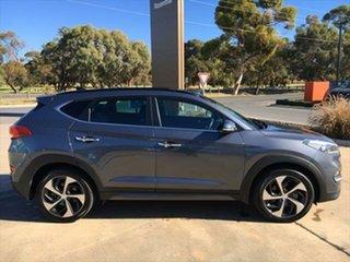 2015 Hyundai Tucson TLE Highlander D-CT AWD Grey 7 Speed Sports Automatic Dual Clutch Wagon.